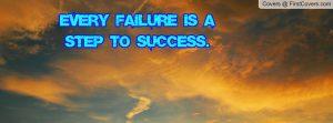 Failure Inspirational timeline Cover