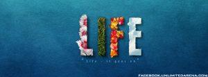 Life Timeline Motivational Covers