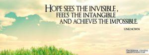 facebook cover timeline on Hope27