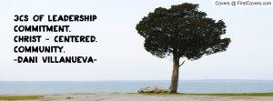 Leadership Inspirational Timeline Cover