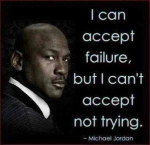 Motivational Wallpaper on Failure