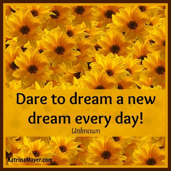 Motivational Wallpaper on Dreams: Dare to dreams a new dream