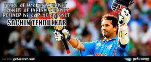 Sachin Tendulkar Facebook Timeline Cover