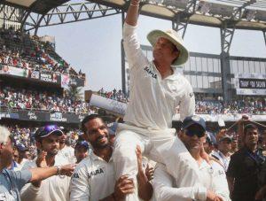 Sachin Tendulkar Farewell speech