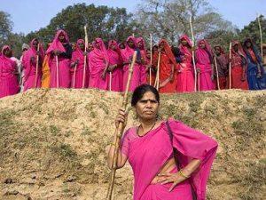 Sampat Pal Devi Gulabi Gang The Fight for justice for Women
