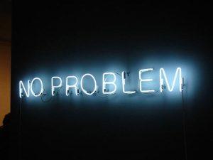 Solution No problem remedy