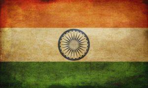 The Retro Indian Flag wallpaper