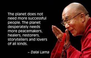 Inspirational Quote by Dalia Lama