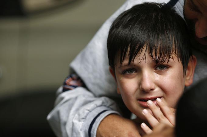 The child of Gaza