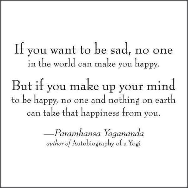 The secret of happiness by Swami Paramahansa Yogananda
