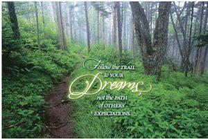Motivational Wallpaper on Dream