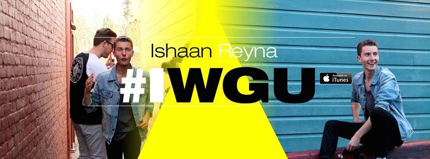 Ishaan Reyna I Won't Give Up