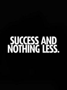 Wallpaper on Success