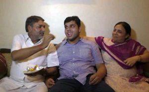 Visually impaired Delhi boy Tapas Bhardwaj (1)
