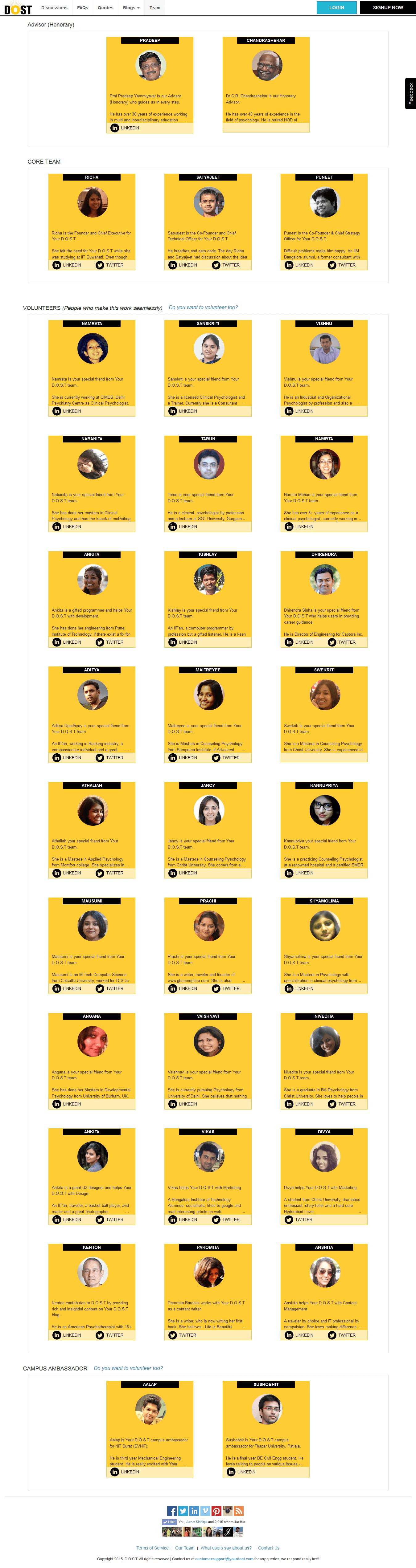 Your Dost.com Team