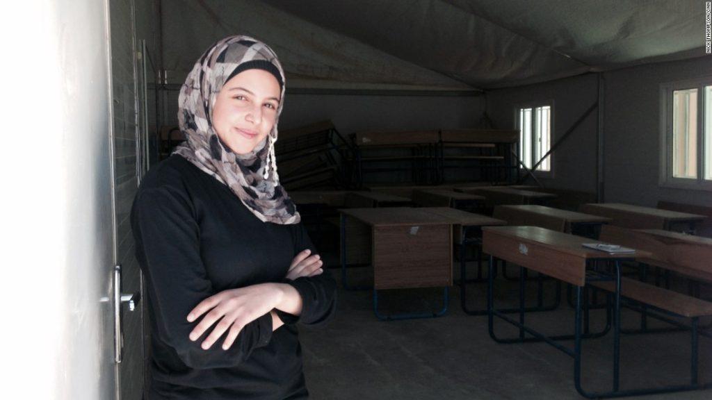 Mazoun Almellehan Malala of Syria