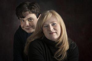 Jacob Barnett and Kristine Barnett