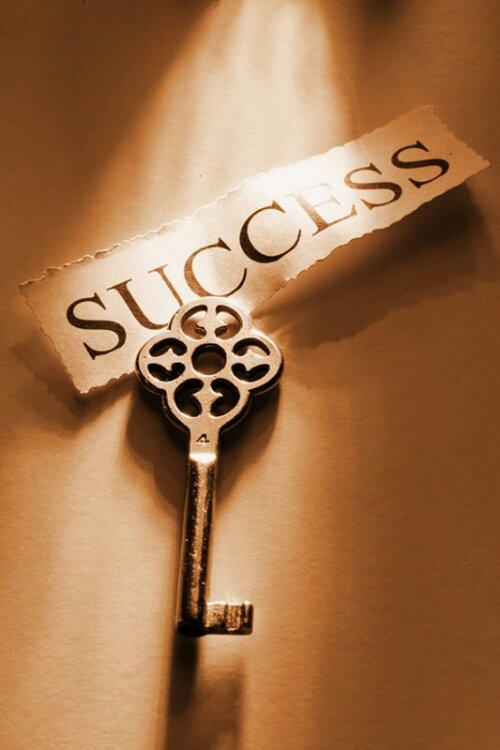 Motivational Poem  A Promise of Success by  Michael Sage