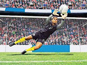 Aditi Chauhan Indian Goal keeper West Ham united