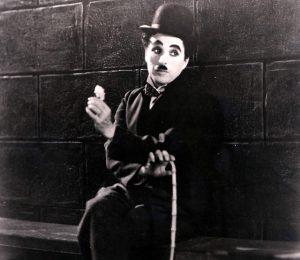 Charlie Chaplin poem on self love