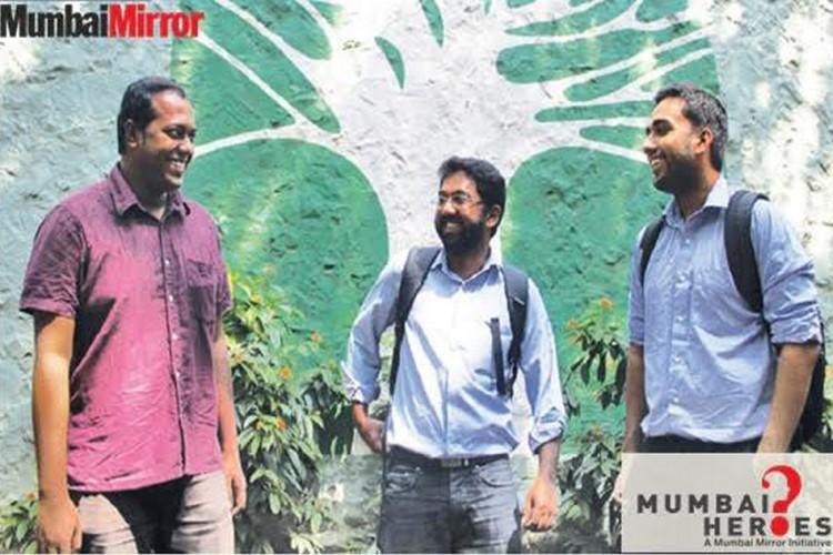 Debartha Banerjee TISS Clean Mumbai Sampurn(e)arth