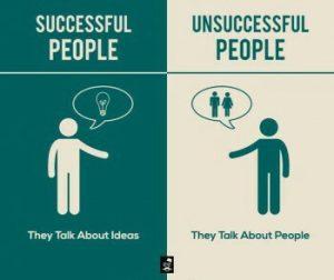 ideas & people