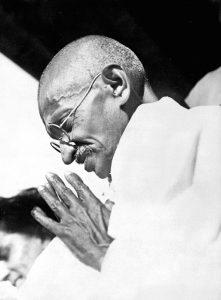 UNITED KINGDOM - DECEMBER 01:  Mahatma Gandhi.  (Photo by Planet News Archive/SSPL/Getty Images)