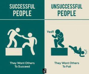 sucess and fail