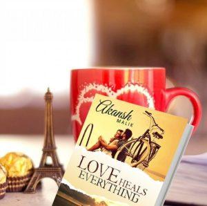 Akansh Malik, a new gem to Romance Novels