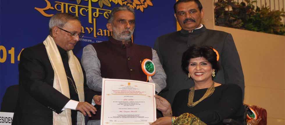 deepa malik president award