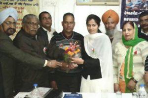 Shruti Insipirational Girl of Punjab(Became Judge )