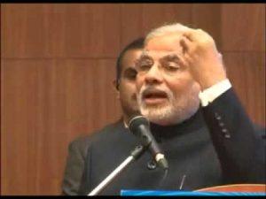 inspirational Speech : Narendra Modi's  Inspirational Speech for the Youth