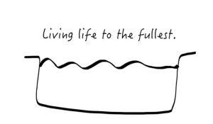 live life to fullest-dontgiveupworld