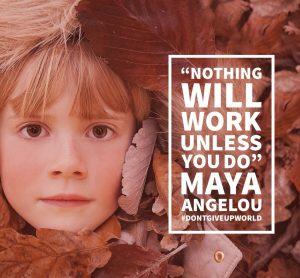 Maya Angelou quote@dontgiveup