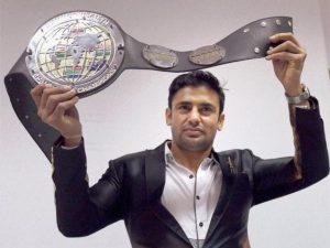 Sangram  Singh -World Wrestling Championship