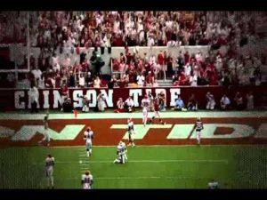 Alabama Football : Underdogs to Champions video