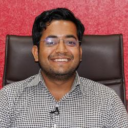 Roman Saini-A Doctor and an IAS officer
