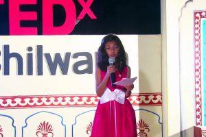 Ishita Katyal The Yongest Indian Ted youth Speaker