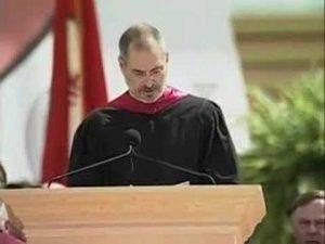 Steve Jobs Stay hungry Stay foolish..