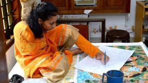 Motivational Story Of Armless Artist Augustine Swapna