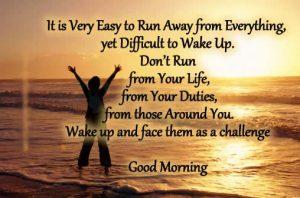 Good Morning Inspirational Quotes Wallpaper