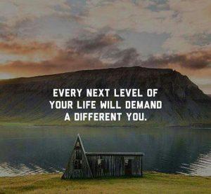 Motivational Wallpaper About Life Demand Different