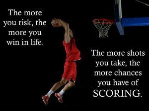 More Risk @ Dontgiveupworld