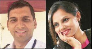 Amit And Juhi # Real Heros @dontgiveupworld