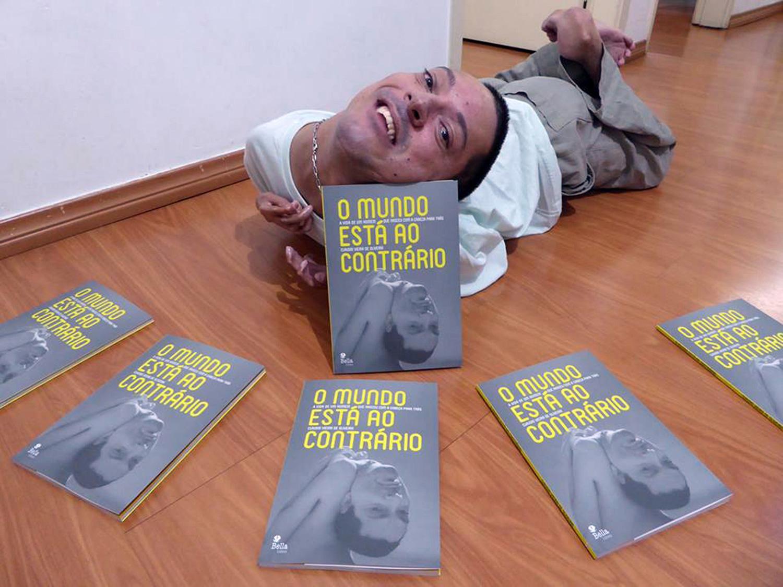 Claudio Viera de Oliveira book@dontgiveupworld