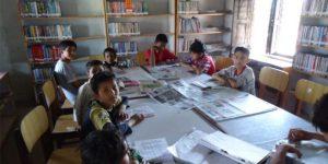 library-muskan-9-year-old-dontgiveupworld