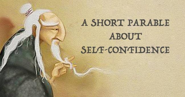 Self Confidence@dontgiveupworld