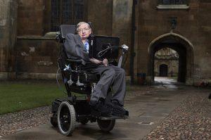 Stephen Hawking@dontgiveupworld
