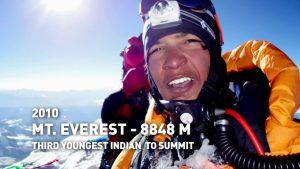 At 22, Noida's Arjun Vajpai scales fifth-highest peak Mt Makalu