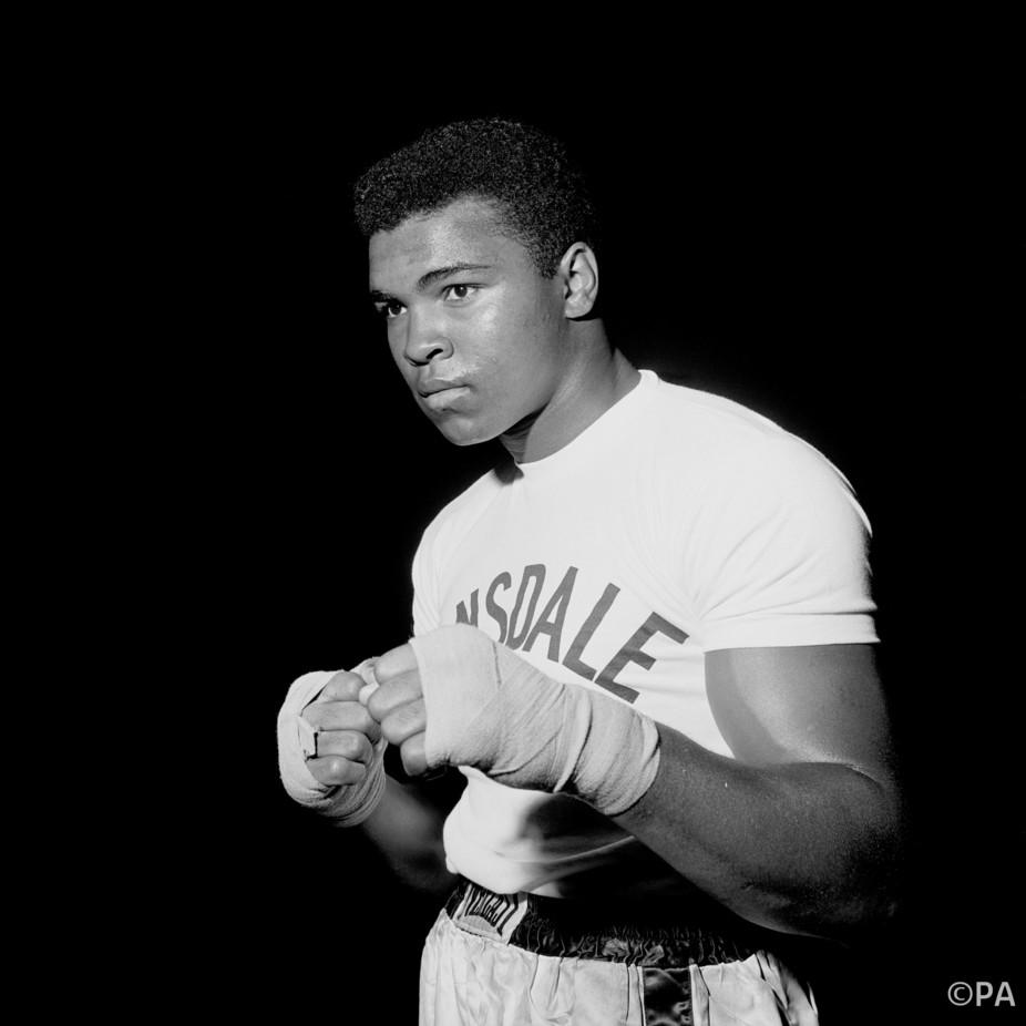Muhammad Ali@dontgiveupworld